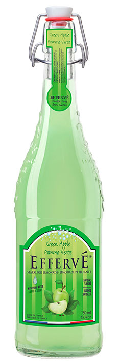 Green Apple bottle