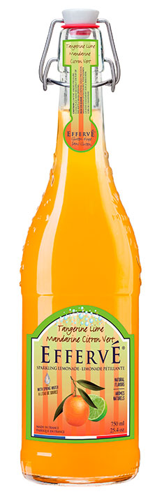 Tangerine Lime bottle