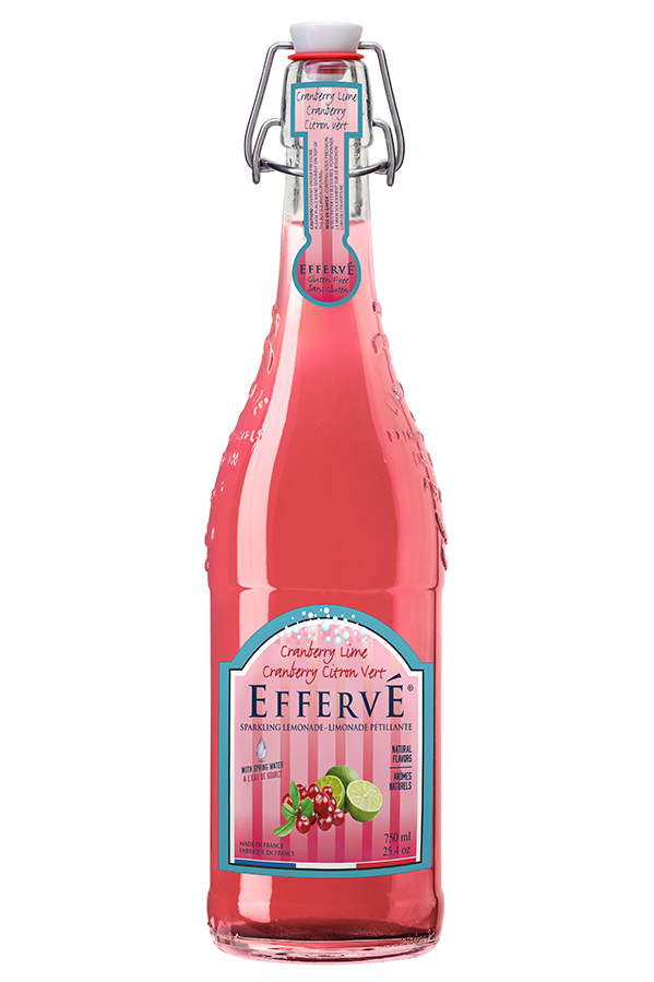 EFFERVÉ Cranberry Lime 750ml