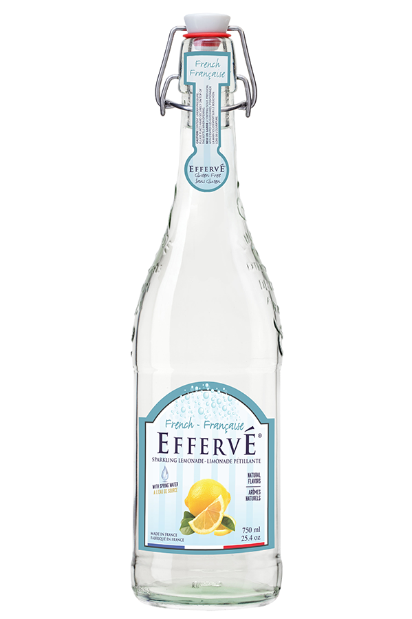 EFFERVÉ Limonada francesa 750ml