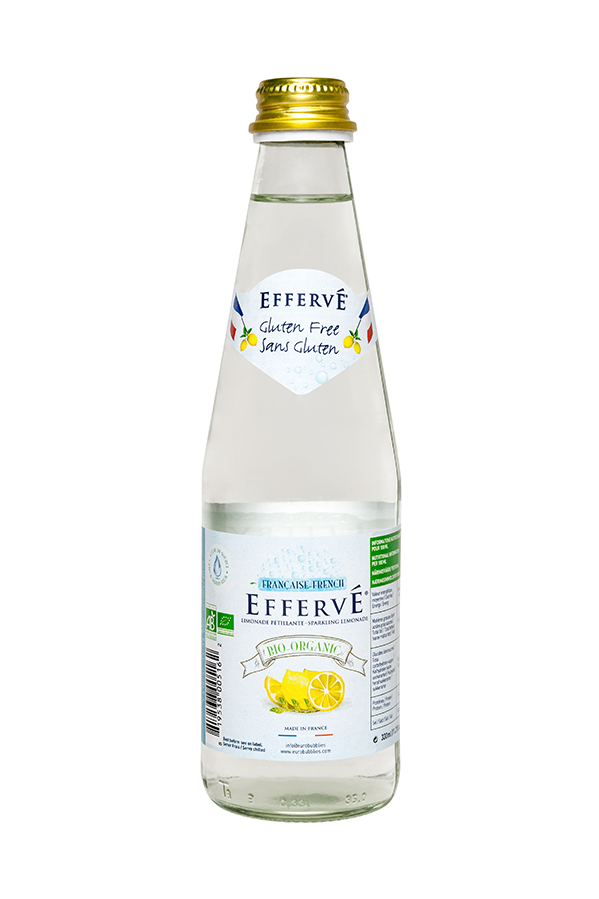 EFFERVÉ Organic French Lemonade 330ml