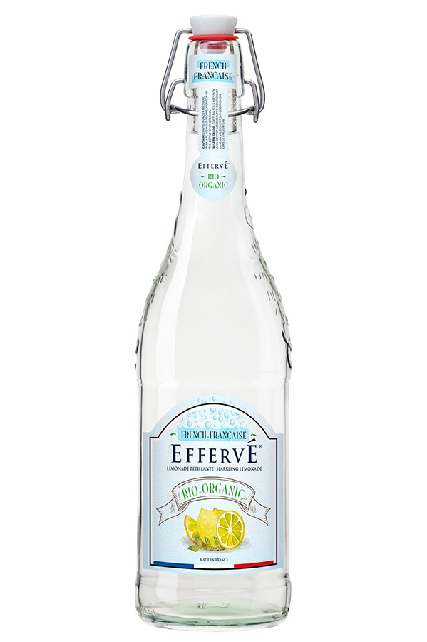 EFFERVÉ Organic French Lemonade 750ml