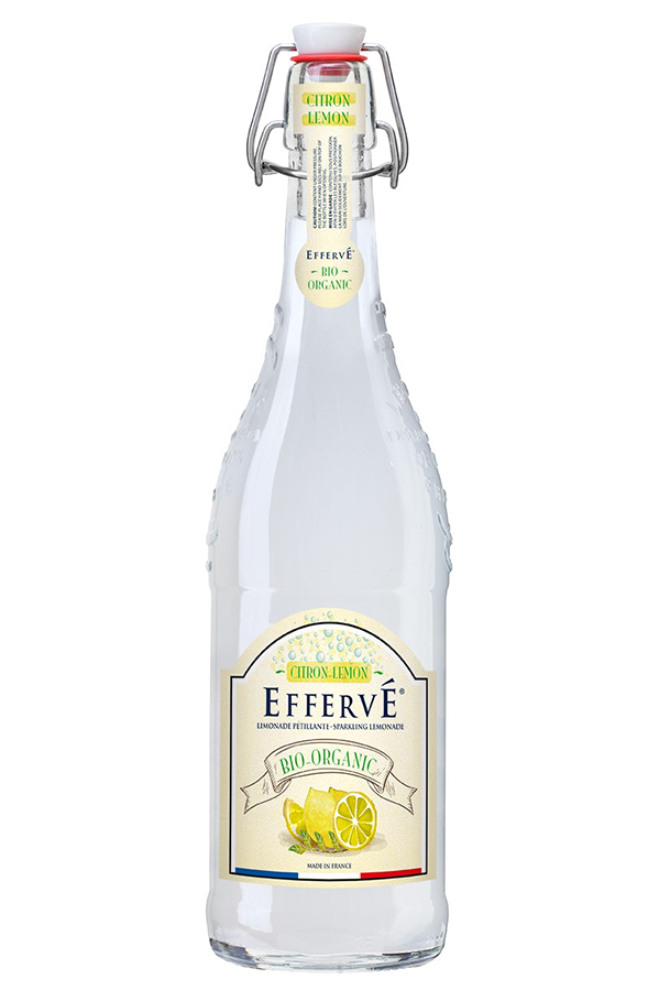 EFFERVÉ Organic Lemonade 750ml
