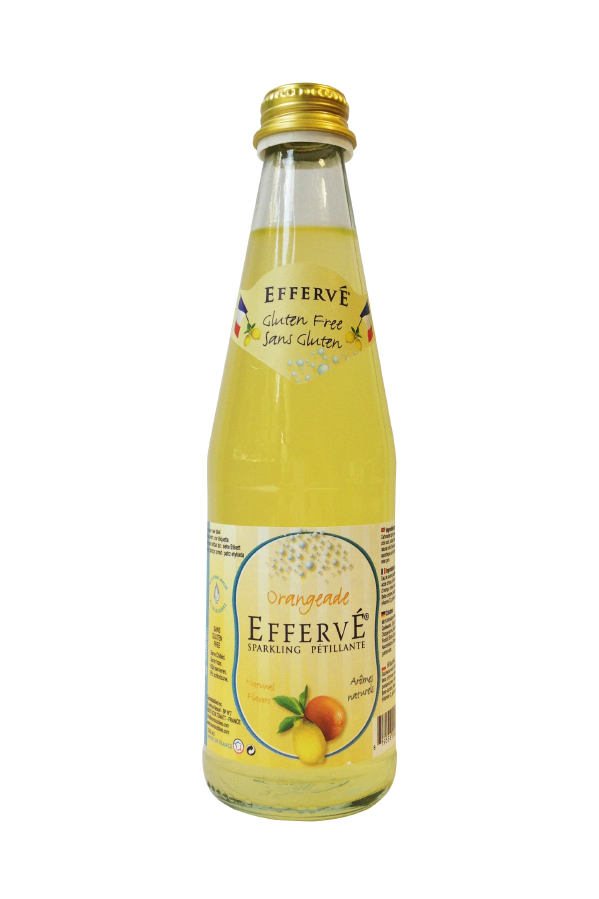 EFFERVÉ Orange 330ml