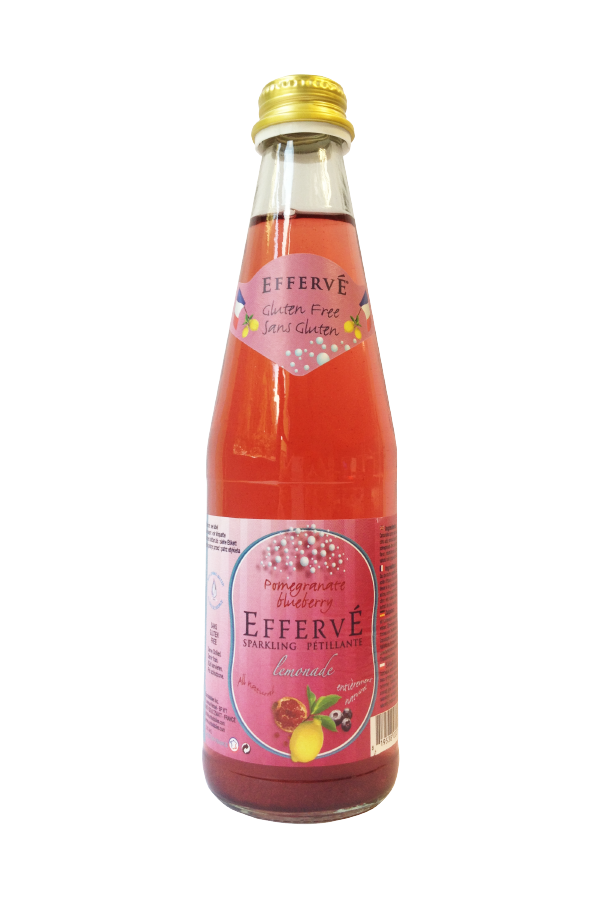 EFFERVÉ Pomegranate Blueberry 330ml